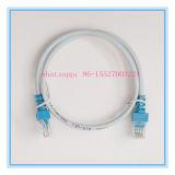Cable de la corrección de la red de Ethernet del pleno de CAT6 RJ45