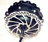 520rpm motor de alta velocidad del eje de la parte posterior BLDC
