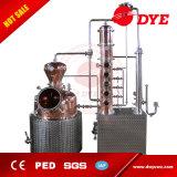 Изготовители оборудования выгонки спирта/этанола самонаводят винокурня спирта/этанола