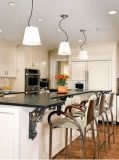 Amerikanischer hölzerner Frameless Küche-Schrank