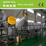 洗浄する高品質のPE袋販売の機械をリサイクルする