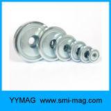 Magnete del POT del neodimio dei 2017 magneti di YYMAG NdFeB con il foro diretto