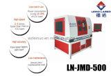Machine de découpage de grande précision à grande vitesse de laser en métal