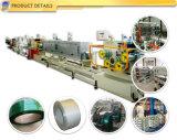 Producción plástica excelente que hace la máquina de la correa del embalaje del animal doméstico del estirador