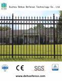 Décoration extérieure de jardin et clôture noire de protection avec la qualité
