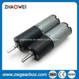 12V 24V 높은 토크 낮은 힘 감속장치 모터