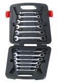 гибкий комплект инструмента ключа шестерни 12PCS (FY1012B3-1)