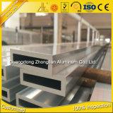 L'aluminium de Guangdong a expulsé les coins arrondis de grand dos d'approvisionnements d'usine