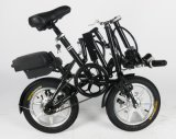 Electric Pocket pequeña plegable inteligente mini bicicleta eléctrica