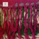 Vente en gros chaude de châle de jacquard de Pashmina de type de Madame Scarf Népal de mode de vente