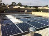 kit 5000W del sistema eléctrico solar de la red para el uso casero