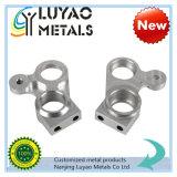 Aluminiummaterial mit der CNC maschinellen Bearbeitung