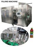 Compléter le remplissage à chaud de jus de boissons de fruit traitant la chaîne de production pour la bouteille d'animal familier