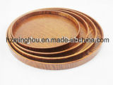 Cassetti di legno da tavolo giornalmente utilizzati domestici dell'alimento del cassetto del servizio del formaggio della cucina