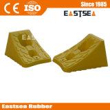 Doppio cuneo anteriore giallo di plastica della rotella di automobile