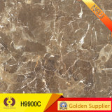 900X900mm 자연적인 돌 대리석 보기에 의하여 윤이 나는 사기그릇 지면 도와 (H9902B)