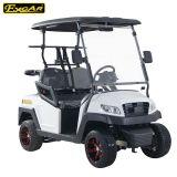 Heißes Alaun-Chassis 2 des Verkaufs-48V Seater elektrisches Golf-Auto
