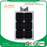 fabricante 8W claro solar para a iluminação de rua solar ao ar livre do diodo emissor de luz
