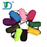 Sofá inflável do ar do bom estilo simples com o bolso para atividades ao ar livre