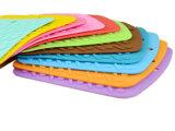 De Hete Stootkussens van het Silicone van de kleur voor de Matten van de Lijst van de Keuken