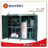 Planta de calidad superior de la regeneración del aceite del aislamiento para disponer la acidez y el carbón libre (JZL-150)