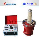 Type de gaz transformateur d'essai pour l'équipement de tension de puissance