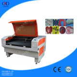 Cortadora profesional del laser de la tela del CNC del fabricante