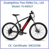 Yisoの新しい到着の緑の高い発電の電気MountianのEバイク