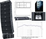 PRO Sound Equipment Musical Line Array System +Made in China