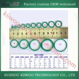 工場供給の標準のおよびカスタマイズされたサイズEPDMのゴムOリング