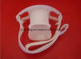 Wegwerfbares Mouthpiece für Endoscope mit White Elastic Belt