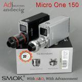Micro un de Smoktech 150 nécessaire de comité technique Smok R150 de nécessaire avec le modèle secondaire du réservoir 0.08ohm de Minos
