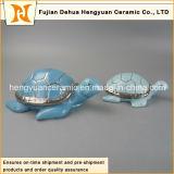 流行デザイン装飾的な陶磁器のウミガメ