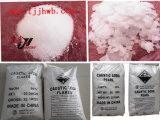 Jinhong Brand 99% (hydroxyde de sodium) Flocons de soude caustique