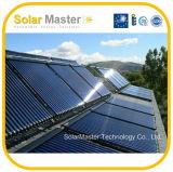 Capteur solaire de caloduc pour des projets et l'usage de maison