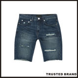 Shorts scarni Pocket dei jeans del denim di Shorts di modo 5 (GW11)