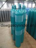 cilindro de gas de alta presión del acero inconsútil 50L