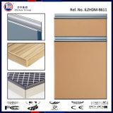 Porte à haute brillance acrylique de Cabinet de cuisine de forces de défense principale