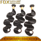중국 OEM 제조자 캄보디아 곱슬 머리 연장을 길쌈하는 사람의 모발