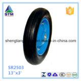 "Roda X3.00-8 de borracha contínua do fabricante 13 de Qingdao """