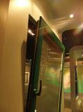 Conch 65 여닫이 창 Windows PVC/UPVC 단면도