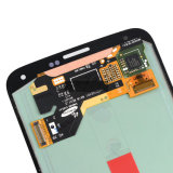 LCD Display Touch Screen Digitizer für Samsung Galaxy S5 mit Home Flex Assembly G900h G900m
