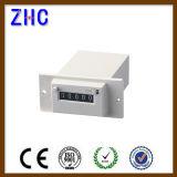 Contador industrial eletromagnético do medidor do acumulador do temporizador de Csk5 12V 24V