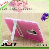 Caja del teléfono móvil de Kickstand de la PC de TPU para Huawei 5X