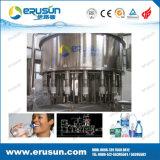 Línea de producción de agua embotellada automática