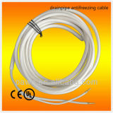中国のWholesaler EvaporaterおよびHeatingのためのDrainpipe Antifreezing Cable