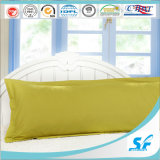 Заполнение Microfiber и подушка подкладки подушки тела хлопка большая большая