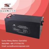 bateria solar do ciclo profundo do armazenamento do AGM SMF VRLA de 12V 230ah