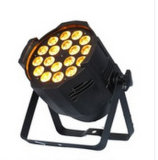 Indicatore luminoso di PARITÀ dello zoom del professionista 18PCS 10W RGBW In1 LED