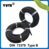 Poliéster do tipo NBR de Yute do RUÍDO 73379 sobre mangueira de combustível trançada